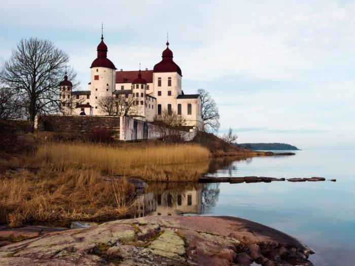 Лякё, Лидчёпинг, Швеция