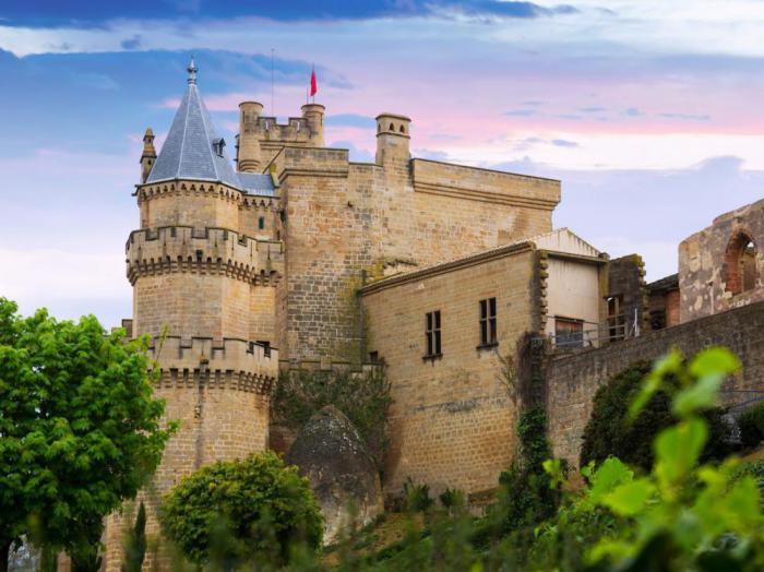 Королевский дворец Олит, Испания