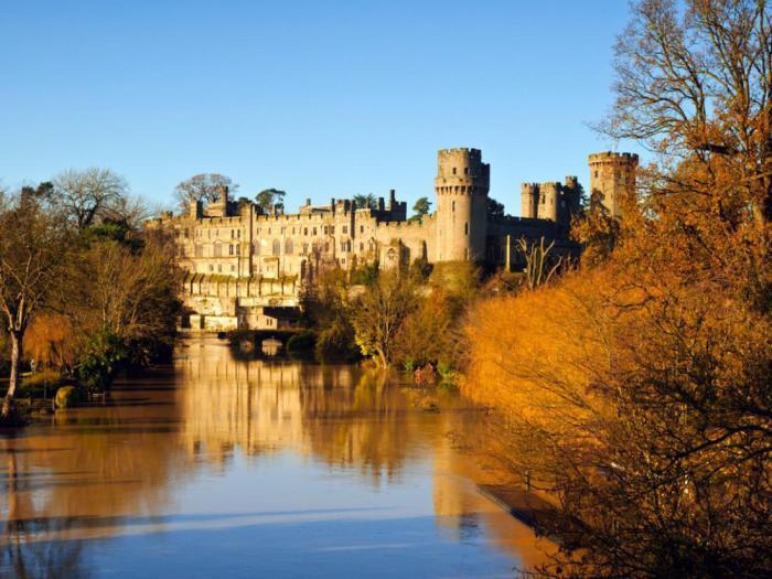 Уорикский замок, Уорикшир, Англия