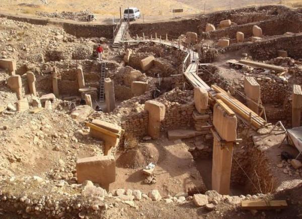 Храмовый комплекс Гебекли-Тепе