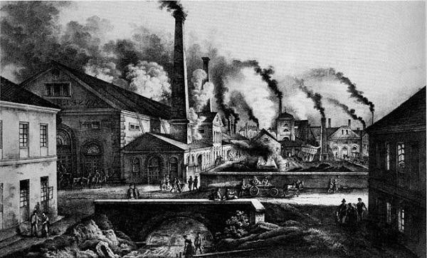 a history of the 19th century industrialization and the rise of capitalism Find out more about the history of in england led directly to the rise of the 19th century, industrialization was well-established throughout.