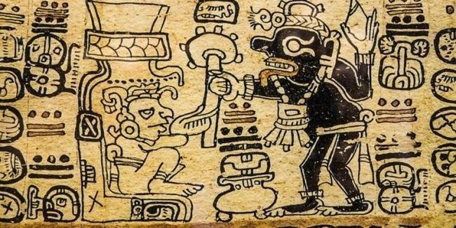 Педерастия среди ацтеков