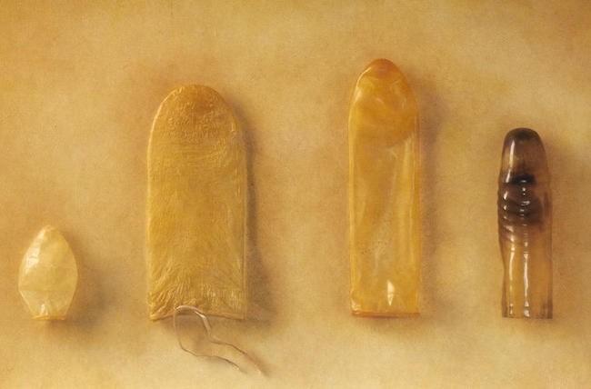 этих презервативы из бамбука фото подкрался парень трахнул