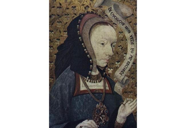 Картинки по запросу портрет Жанна дочь людовика XI