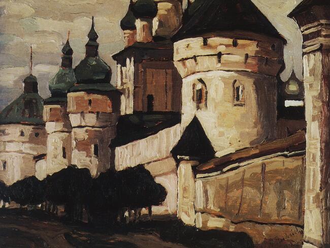 Путешественник: 40 старинных городов России