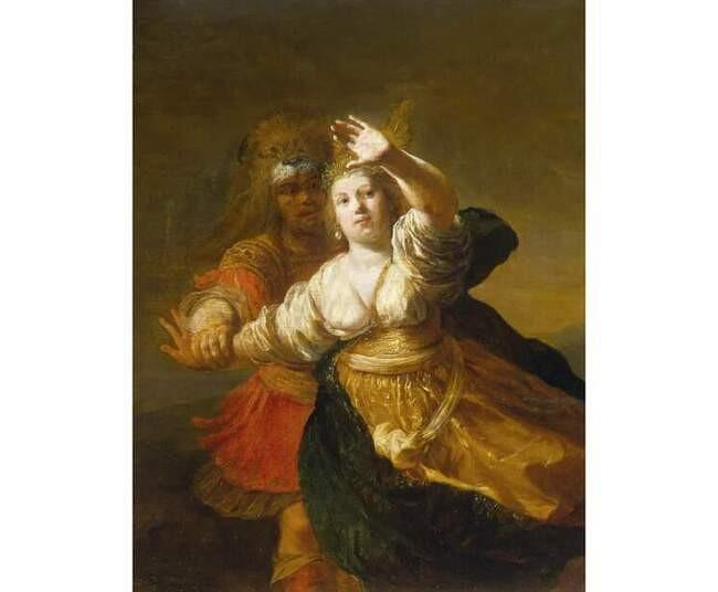 2. Мифы: Геракл и Ипполита