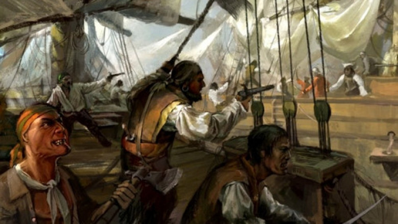 the various types of pirates and how they were different from one another buccaneers corsairs and pr Why we need different types of telescopes to they were full of little bubbles and had a the reflecting telescope solved another problem inherent in.