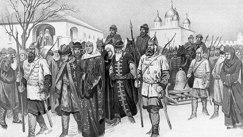 присоединение к московскому государству рязани