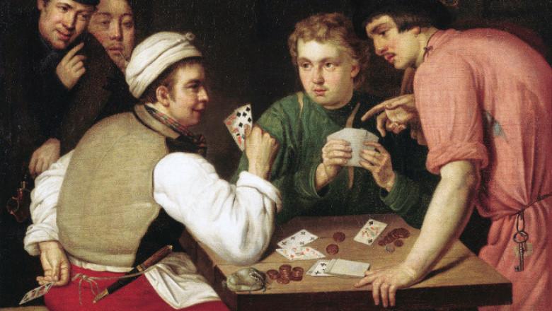 Карточные игры в россии