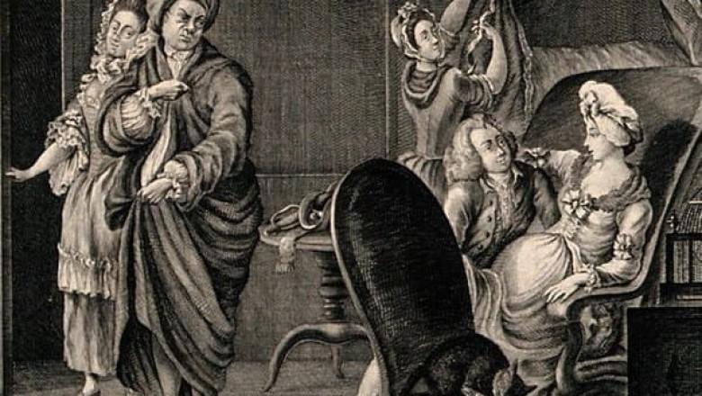 Секс беременность в старину раньше предки