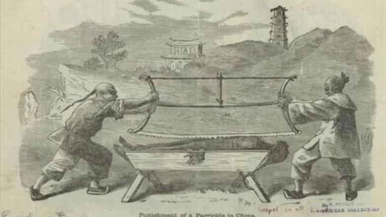 Пытки наказания казни