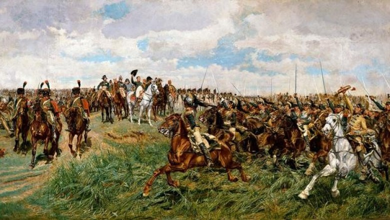 Малоизвестные факты наполеоновских войн
