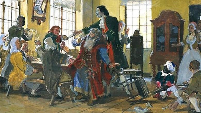 Картинки по запросу Высочайший указ Петра I не затронул только крестьян и духовенство. фото