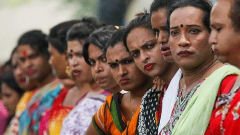 Видео религиозные общины транссексуалов в индии