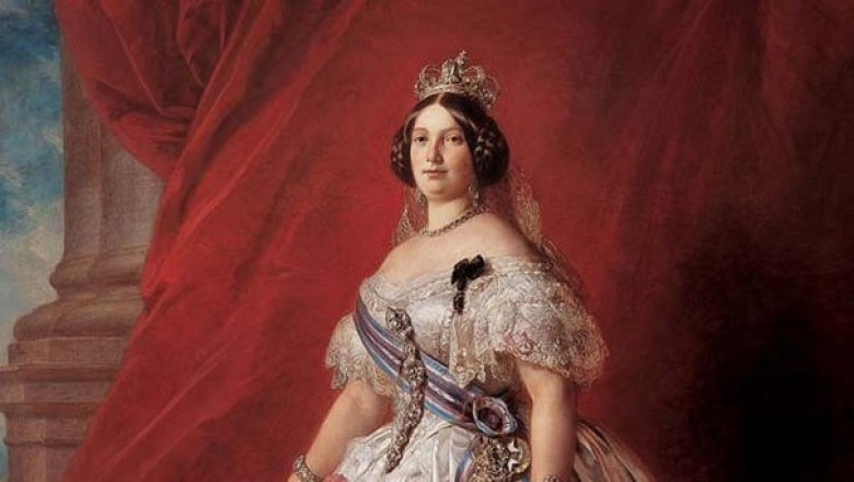 Картинки по запросу Несчастливый брак Изабеллы II. 10 октября 1830 года родилась испанская королева Изабелла II. Картинки
