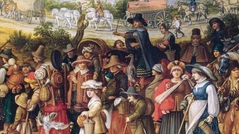 Пришлые в Средние века: кем были иностранцы и мигранты для жителя средневековой Европы?
