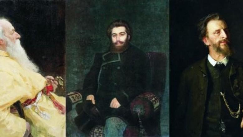 Владимир Стасов, Елизавета Званцева, Григорий Мясоедов и другие друзья Репина: что связывало художника с героями его портретов.