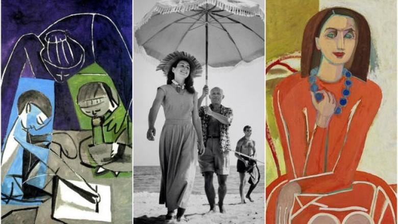 Жертва гения Франсуаза Жило: выжить с Пикассо.