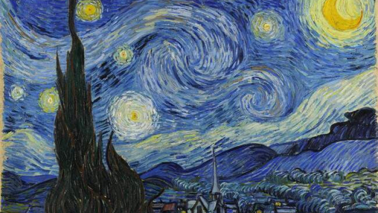 Стиль и техника Ван Гога: поиски Винсента.