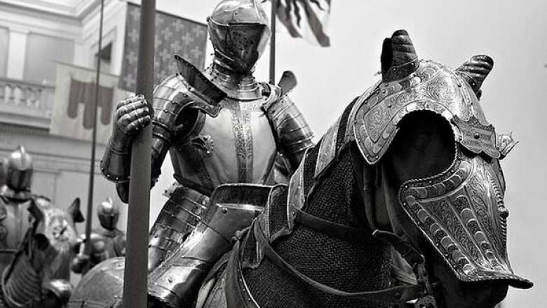 Как средневековые рыцари справляли нужду?