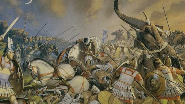 Агриане: «дротикометатели» Александра Македонского | homsk