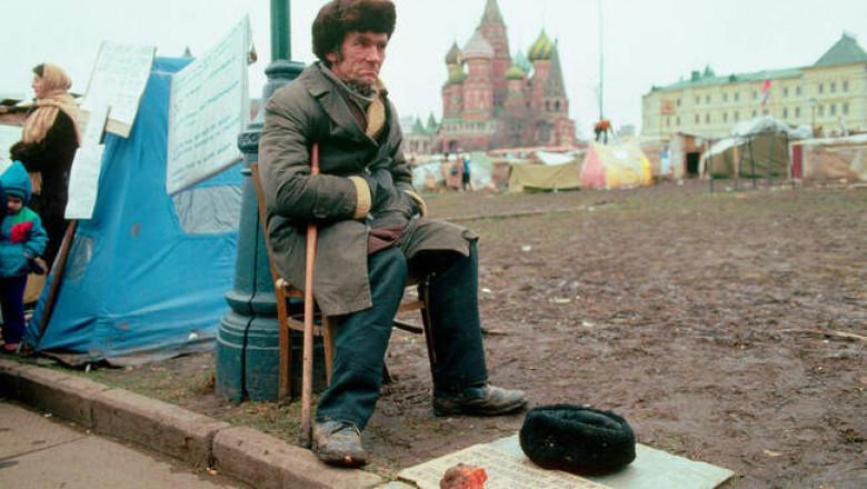 Быть бомжем в СССР